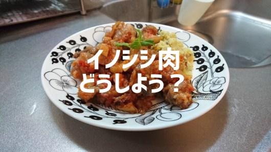 イノシシ肉どうする?おいしいジビエ料理を紹介!