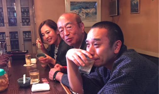 """酒好き芸人""""志村けん""""に学ぶ、焼酎のおいしい飲み方!"""