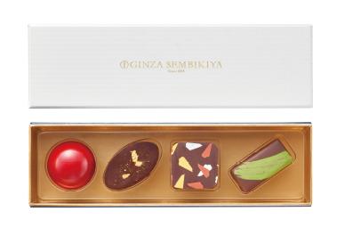 銀座千疋屋のチョコレート「潮彩」は果実と塩が織りなす上質な味わい!
